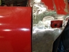 MG Midget - Body Work Process